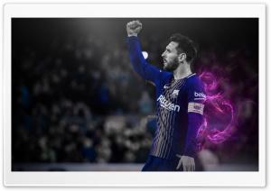 Lionel Messi Barcelona HD Wide Wallpaper for 4K UHD Widescreen desktop & smartphone