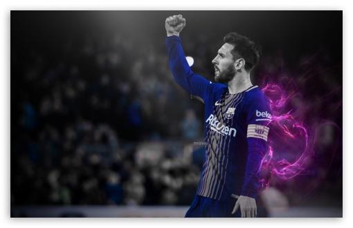 Download Lionel Messi Barcelona HD Wallpaper