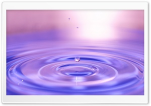 Liquid Splash HD Wide Wallpaper for Widescreen
