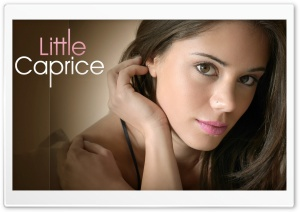 Little Caprice Ultra HD Wallpaper for 4K UHD Widescreen desktop, tablet & smartphone