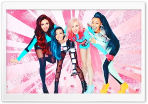 Little Mix HD Wide Wallpaper for Widescreen