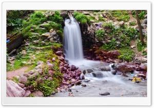 Little Waterfall Ultra HD Wallpaper for 4K UHD Widescreen desktop, tablet & smartphone