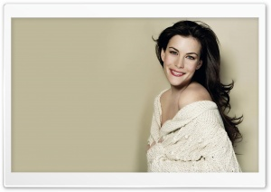 Liv Tyler 21 HD Wide Wallpaper for Widescreen