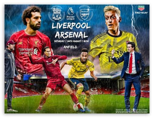 Liverpool Arsenal Ultra Hd Desktop Background Wallpaper For