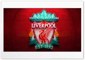 Liverpool FC HD Wide Wallpaper for Widescreen