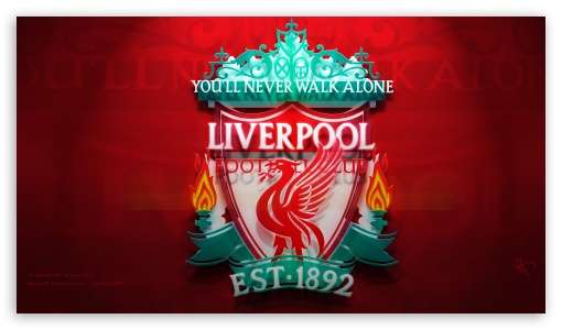 Liverpool FC HD wallpaper for HD 16:9 High Definition WQHD QWXGA 1080p 900p 720p QHD nHD ; Tablet 1:1 ; iPad 1/2/Mini ; Mobile 4:3 16:9 - UXGA XGA SVGA WQHD QWXGA 1080p 900p 720p QHD nHD ;