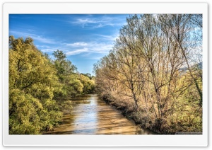 Llobregat River Catalonia HD Wide Wallpaper for 4K UHD Widescreen desktop & smartphone