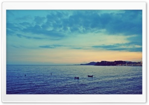 Lloret de Mar HD Wide Wallpaper for Widescreen