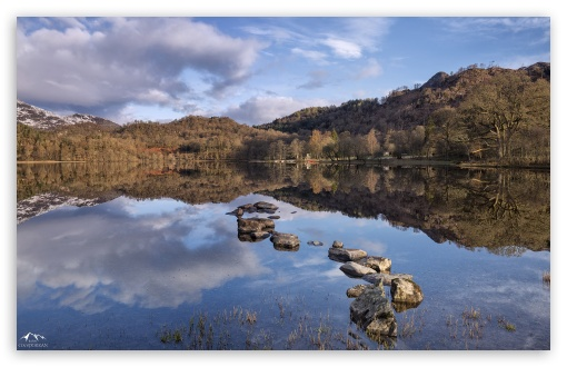 Download Loch Achray UltraHD Wallpaper
