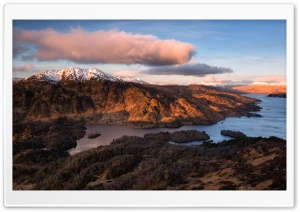 Loch Katrine, Scotland HD Wide Wallpaper for Widescreen
