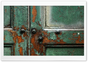 Locked Doors HD Wide Wallpaper for Widescreen