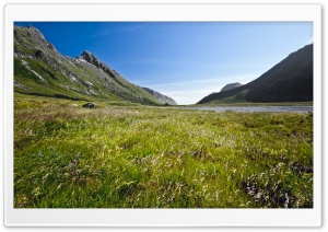 Lofoten Islands, Norway HD Wide Wallpaper for Widescreen