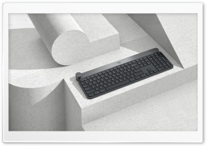 Logitech Craft wireless keyboard HD Wide Wallpaper for 4K UHD Widescreen desktop & smartphone
