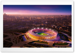 London 2012 Olympic Games HD Wide Wallpaper for Widescreen