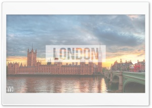 London 2 by Yakub Nihat HD Wide Wallpaper for Widescreen