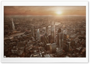 London - The City of Perspiring Dreams HD Wide Wallpaper for Widescreen