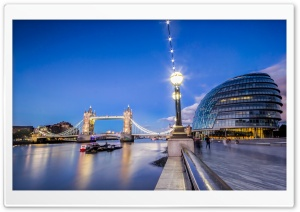 London Architecture HD Wide Wallpaper for Widescreen