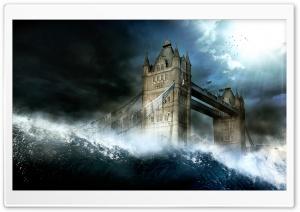 London Bridge HD Wide Wallpaper for Widescreen