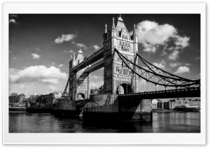 London Bridge HD Wide Wallpaper for Widescreen