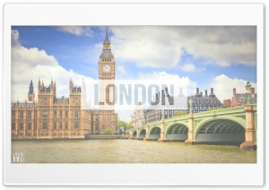 London by Yakub Nihat HD Wide Wallpaper for 4K UHD Widescreen desktop & smartphone