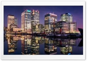 London City HD Wide Wallpaper for 4K UHD Widescreen desktop & smartphone