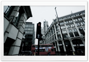 London Crossroads HD Wide Wallpaper for Widescreen
