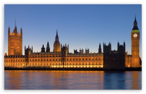 London Houses Of Parliament HD wallpaper for Wide 16:10 5:3 Widescreen WHXGA WQXGA WUXGA WXGA WGA ; HD 16:9 High Definition WQHD QWXGA 1080p 900p 720p QHD nHD ; Mobile 5:3 16:9 - WGA WQHD QWXGA 1080p 900p 720p QHD nHD ;