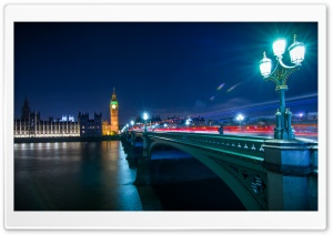 London Night Photography