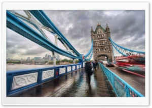 London Tower Bridge HD Wide Wallpaper for 4K UHD Widescreen desktop & smartphone