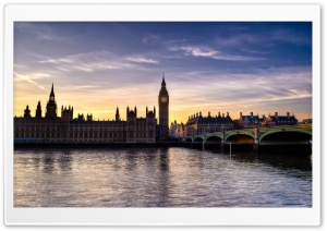 London, UK HD Wide Wallpaper for Widescreen