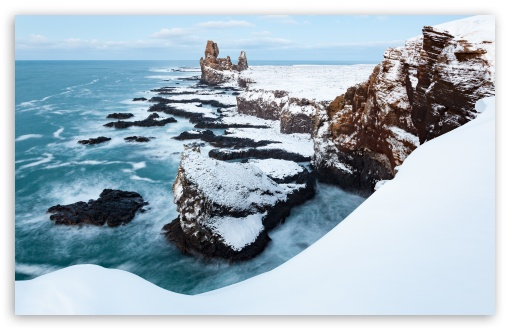 Londrangar Cliffs in Snaefellsness, Iceland, Winter ❤ 4K UHD Wallpaper for Wide 16:10 5:3 Widescreen WHXGA WQXGA WUXGA WXGA WGA ; UltraWide 21:9 24:10 ; 4K UHD 16:9 Ultra High Definition 2160p 1440p 1080p 900p 720p ; UHD 16:9 2160p 1440p 1080p 900p 720p ; Standard 4:3 5:4 3:2 Fullscreen UXGA XGA SVGA QSXGA SXGA DVGA HVGA HQVGA ( Apple PowerBook G4 iPhone 4 3G 3GS iPod Touch ) ; Smartphone 16:9 3:2 5:3 2160p 1440p 1080p 900p 720p DVGA HVGA HQVGA ( Apple PowerBook G4 iPhone 4 3G 3GS iPod Touch ) WGA ; Tablet 1:1 ; iPad 1/2/Mini ; Mobile 4:3 5:3 3:2 16:9 5:4 - UXGA XGA SVGA WGA DVGA HVGA HQVGA ( Apple PowerBook G4 iPhone 4 3G 3GS iPod Touch ) 2160p 1440p 1080p 900p 720p QSXGA SXGA ; Dual 4:3 5:4 UXGA XGA SVGA QSXGA SXGA ;