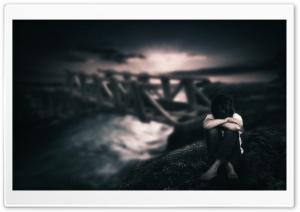 Lonely Boy Ultra HD Wallpaper for 4K UHD Widescreen desktop, tablet & smartphone