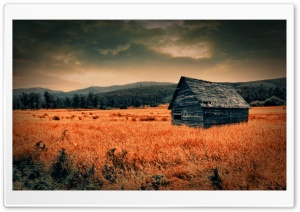 Lonely Countryside HD Wide Wallpaper for Widescreen