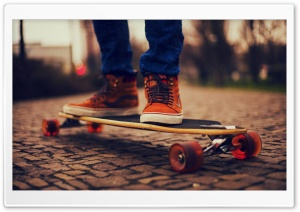 Longboard HD Wide Wallpaper for Widescreen