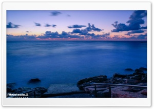 LongExposure Seascape HD Wide Wallpaper for Widescreen