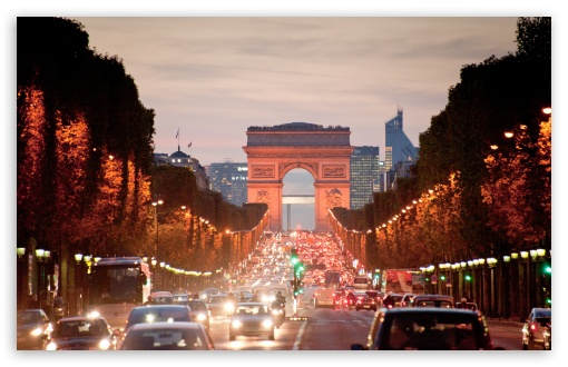 Looking Down The Avenue Des Champs Elysees, From Place De La Concorde, Paris, France HD wallpaper for Wide 16:10 5:3 Widescreen WHXGA WQXGA WUXGA WXGA WGA ; HD 16:9 High Definition WQHD QWXGA 1080p 900p 720p QHD nHD ; UHD 16:9 WQHD QWXGA 1080p 900p 720p QHD nHD ; Standard 4:3 5:4 3:2 Fullscreen UXGA XGA SVGA QSXGA SXGA DVGA HVGA HQVGA devices ( Apple PowerBook G4 iPhone 4 3G 3GS iPod Touch ) ; Tablet 1:1 ; iPad 1/2/Mini ; Mobile 4:3 5:3 3:2 16:9 5:4 - UXGA XGA SVGA WGA DVGA HVGA HQVGA devices ( Apple PowerBook G4 iPhone 4 3G 3GS iPod Touch ) WQHD QWXGA 1080p 900p 720p QHD nHD QSXGA SXGA ;