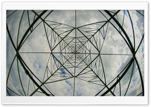 Looking Up At The Sky HD Wide Wallpaper for Widescreen