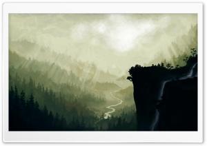 Lookout Mountain HD Wide Wallpaper for 4K UHD Widescreen desktop & smartphone