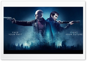 Looper 2012 HD Wide Wallpaper for Widescreen