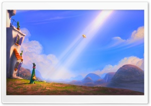 Lorax HD Wide Wallpaper for Widescreen