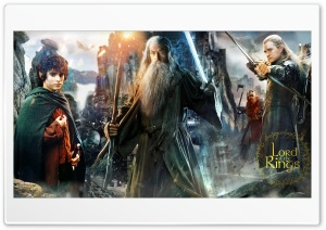 Lord of the Rings HD Wide Wallpaper for Widescreen