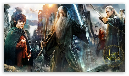 Download Lord of the Rings HD Wallpaper