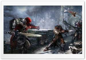 Lords Of The Fallen 2014 HD Wide Wallpaper for Widescreen