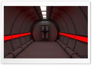 Lorong 3D Ultra HD Wallpaper for 4K UHD Widescreen desktop, tablet & smartphone