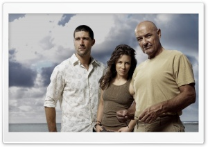 Lost Jack Kate And Locke HD Wide Wallpaper for Widescreen