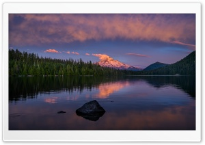 Lost Lake, Mt Hood, Oregon Ultra HD Wallpaper for 4K UHD Widescreen desktop, tablet & smartphone