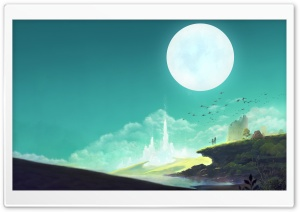 Lost Sphear game HD Wide Wallpaper for Widescreen