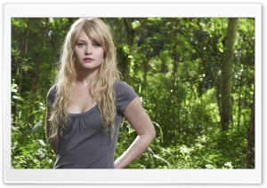 Lost TV Series Emilie De Ravin HD Wide Wallpaper for Widescreen