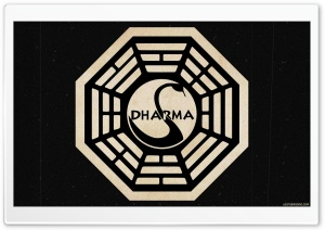 Lost TV Show Dharma HD Wide Wallpaper for Widescreen