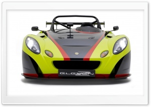 Lotus 2 Eleven Sport Car HD Wide Wallpaper for Widescreen